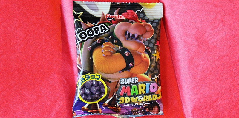 furuta super mario candy
