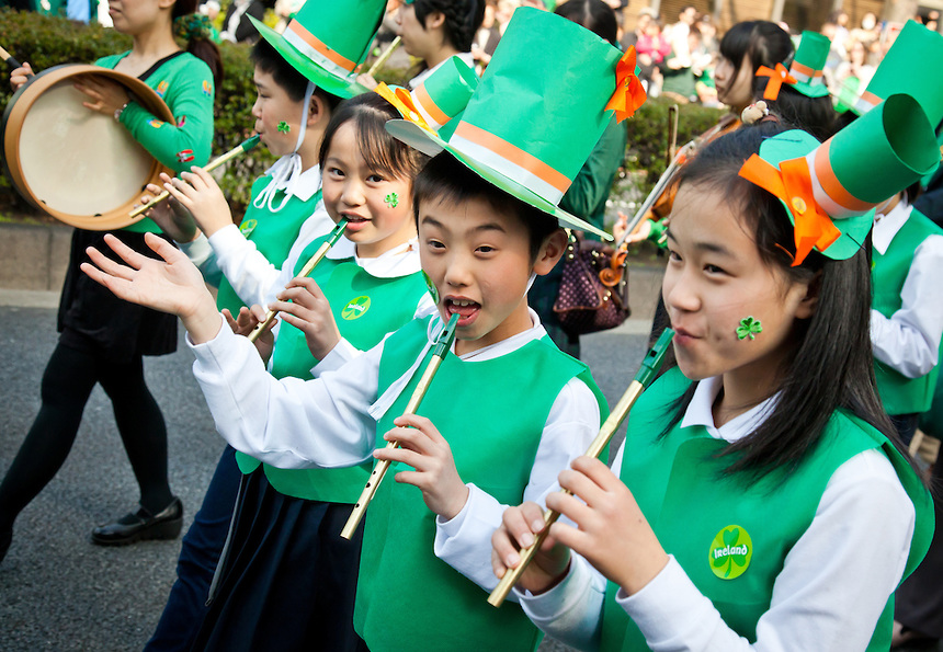 What is the real meaning of Saint Patrick's Day?
