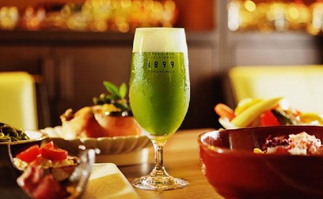 Matcha Green Tea Beer